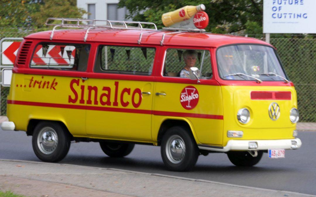Mit Sinalco zum Sieg