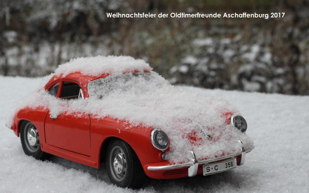 Weihnachtsfeier der Oldtimerfreunde